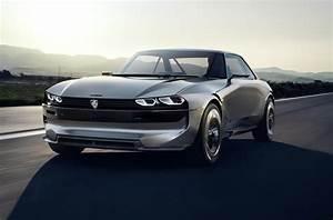 Peugeot E Concept : peugeot e legend concept revealed looks cool ~ Melissatoandfro.com Idées de Décoration