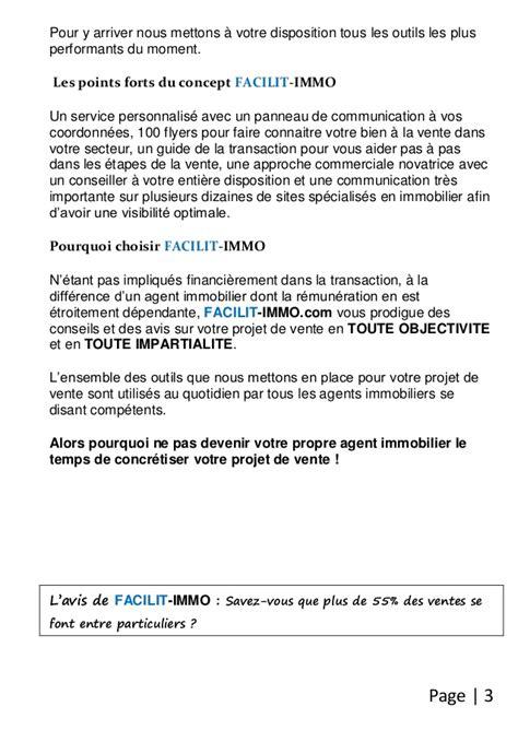 Vente Entre Particulier Loi by Le Guide De L Immobilier Entre Particuliers