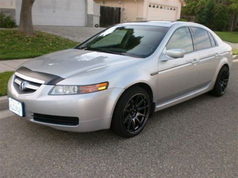 purchase used 2006 acura tl fully loaded with leather