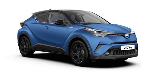 Toyota Chr Europe by Toyota C Hr Gt86 Get Factory Matte Wraps In Europe