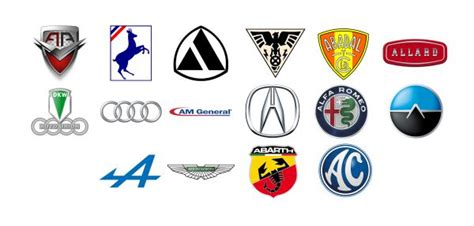 Car Brands With Az [car Brands That Start With A To Z]