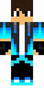Blue Creeper - Minecraft Skin Finder - SeusCraft