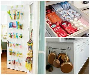 25 Kitchen Organization Ideas That39ll Make Your Life So