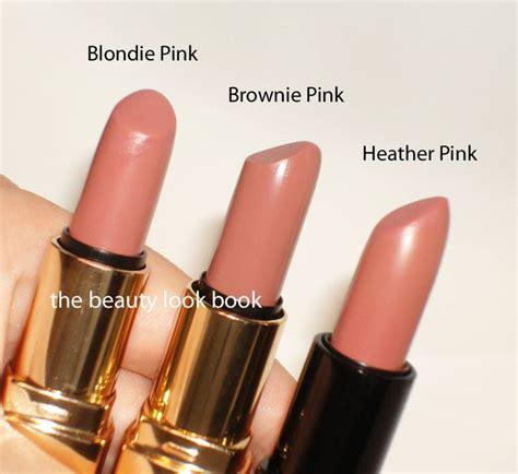 bobbi brown blondie pink brownie pink heather pink