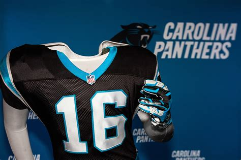 Carolina Panthers Release Jersey Schedule For 2017