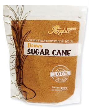 น้ำตาลทรายแดงจาก ธรรมชาติ