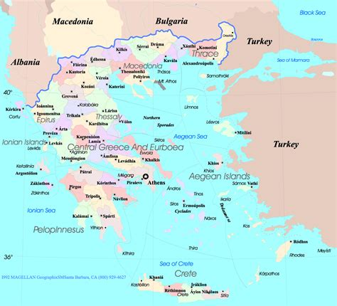 greece mapmap  greece  greek islands