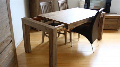 chaise pour table a manger emejing table de salle a manger moderne bois pictures