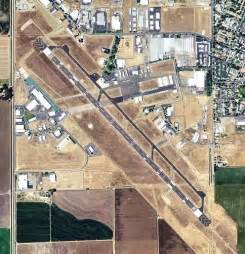 Merced California Map Airports