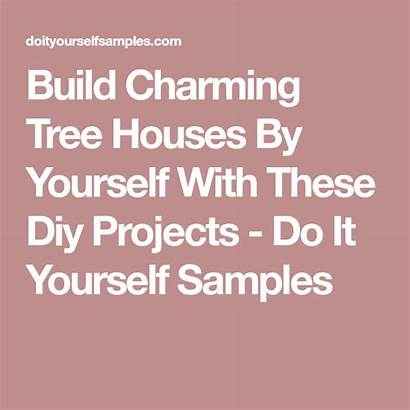 Yourself Cabin Tree Houses Charming Build