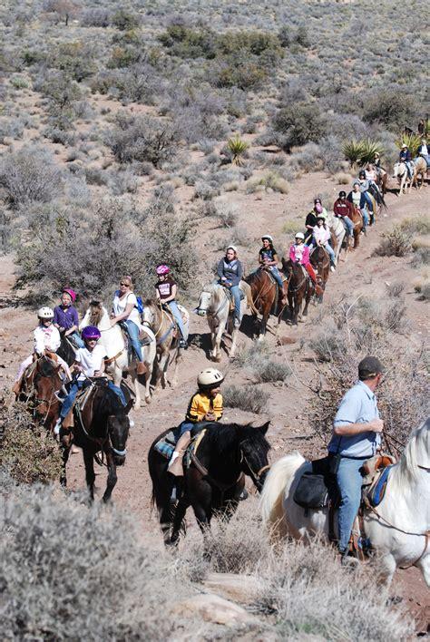horseback riding tour riders canyon vegas tours surge experiences