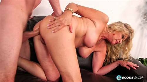 Vintage Youthful Drilled Her Holes Gets Gently #Mature #Anal #Sex #With #56