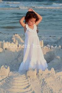 white linen maxi dress size 5 and 6 years by With white linen dress for beach wedding