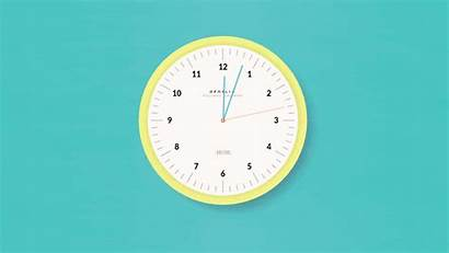Clock Clocks Animated Freefrontend Css Analog Demo