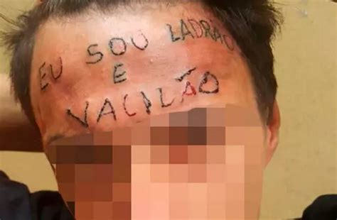 Viral Videos Torture Tattoo Teen Branded With The Words