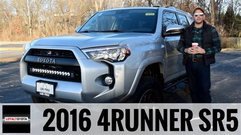 We did not find results for: 2016 Toyota 4Runner SR5 4x4 Custom - LoyalDriven - YouTube