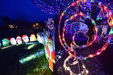 bill white s christmas lights pepperoni and jalapeno