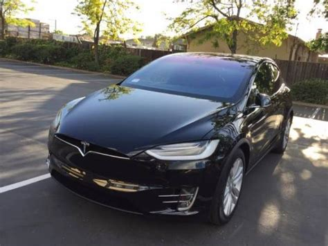 2016 Electric Cars For Sale by 2016 Tesla Model X For Sale Sacramento Electric Cars