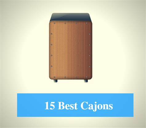15 Best Cajon Reviews 2018  Best Cajon Brands Cmuse