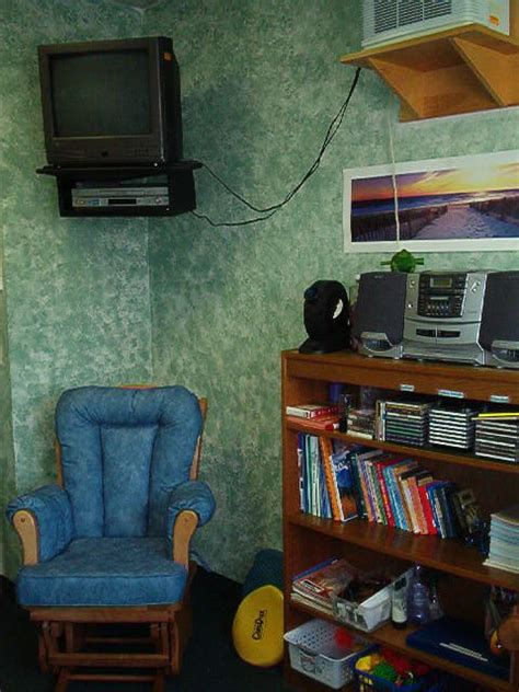 sensory rooms  mental health ot innovations