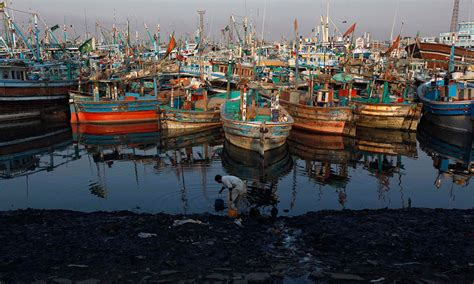 Boat Fishing Windy Harbour by The Best Pictures From Around The World Multimedia