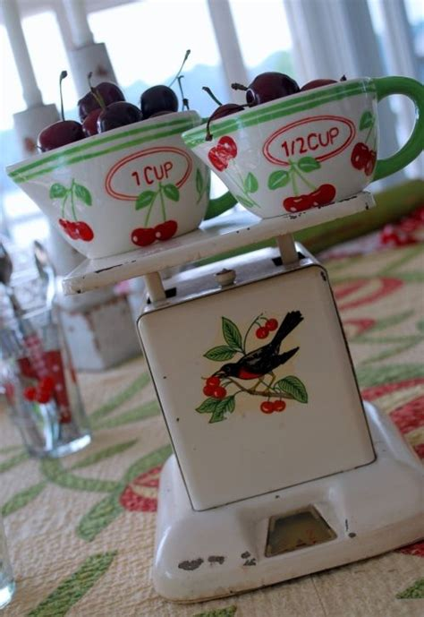 cherries kitchen accessories 180 best images about vintage kitchen on 2139