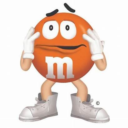 Characters Mm Orange Clipart Candy Disney Ms
