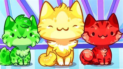 Rainbow Floor Cat Game Collector Youtube