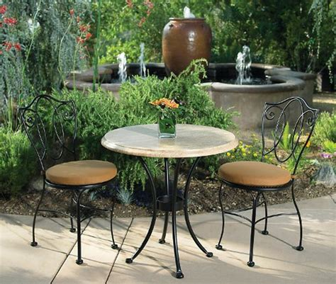 small patio tables and chairs ideas outdoor decorations