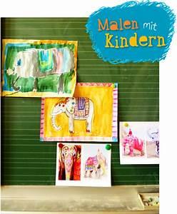 Malen Mit Kindern : malen mit kindern bunte elefanten doro kaiser grafik illustration ~ Orissabook.com Haus und Dekorationen