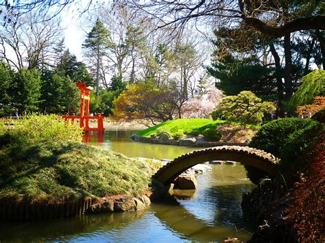 botanic garden new york usa traveldigg