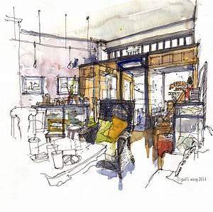 Beyond Starbucks | Urban Sketchers
