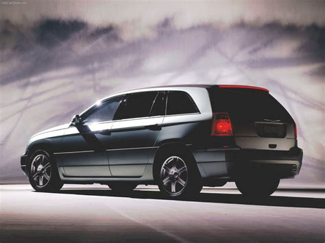 2002 Chrysler Pacifica by Chrysler Pacifica Concept 2002 Picture 09 1600x1200