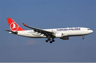 Turkish Airlines A330 200 Airbus Plane Tc