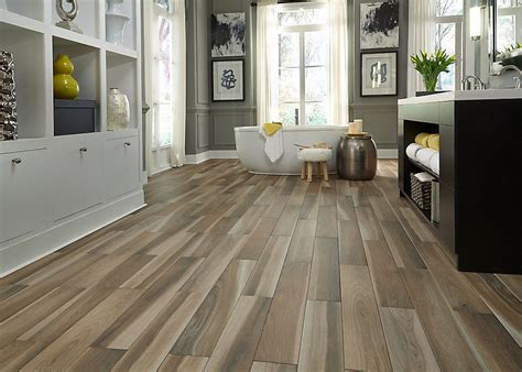 porcelain kitchen floors 36 quot x 6 quot brindle wood porcelain tile avella 1588
