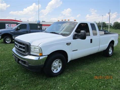 Find used 2002 FORD F250 8FT BED 7.3 DIESEL GREAT WORK