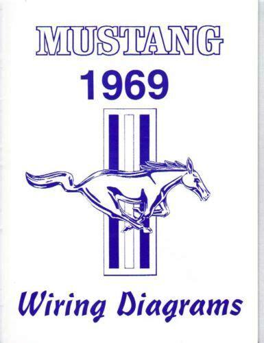 Mustang Mach Wiring Diagram Manual Ebay