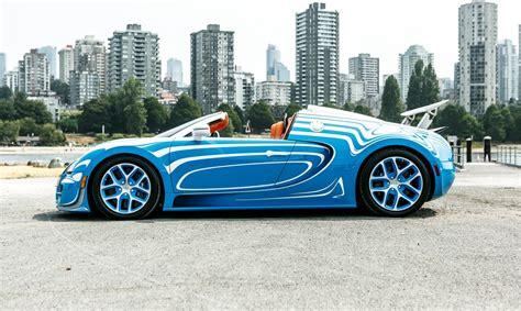 bugatti veyron grand sport vitesse lamborghini calgary