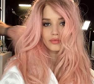 Couleur Cheveux Pastel : la coloration rose pastel et pourquoi pas cet t madame figaro ~ Melissatoandfro.com Idées de Décoration