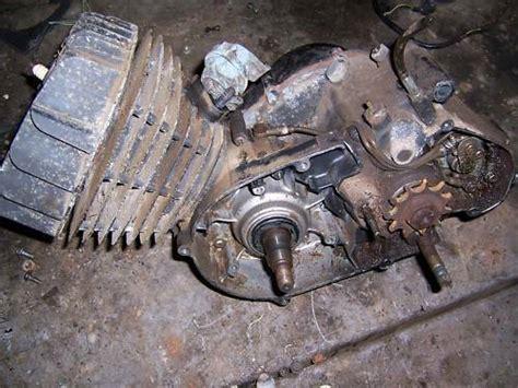Suzuki Ts185 Parts by Suzuki Ts185 Ts 185 Engine Motor Cylinder Piston Ebay