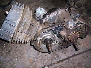 Suzuki Ts185 Ts 185 Engine Motor Cylinder Piston