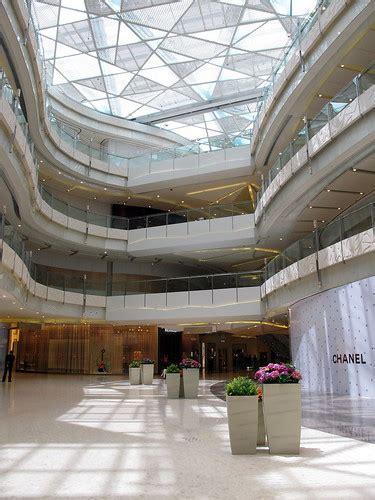 shanghai ifc mall void shanghai ifc mall opened  april  flickr