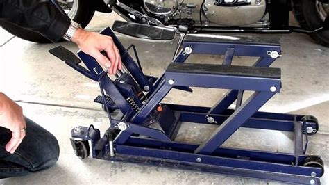 10 Best Motorcycle Jack (hydraulic & Scissor) 2019