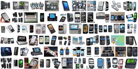 Dumbphones, Featurephones, Smartphones