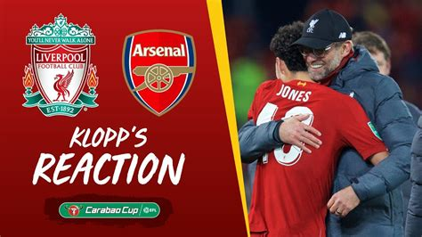 Liverpool vs Arsenal Carabao Cup hits and misses ...