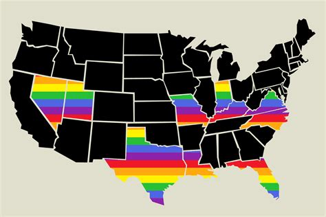 lgbt people  moving  red states