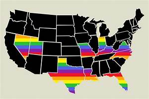 Why LGBT People Are Moving to Red States