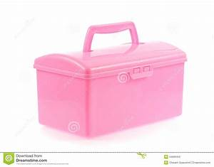 Plastic Tool Box Stock Photo - Image: 44589454