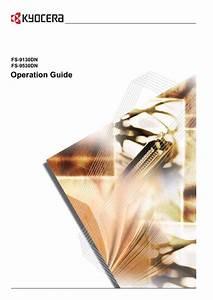 Fs-9530dn Manuals