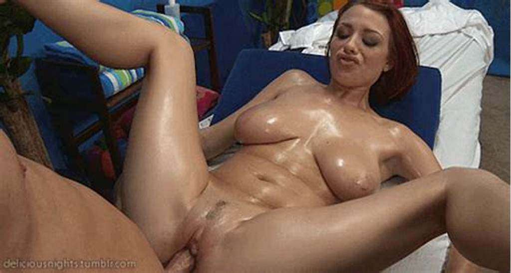 #Hot #Woman #Gets #Her #Oily #Body #Fucked